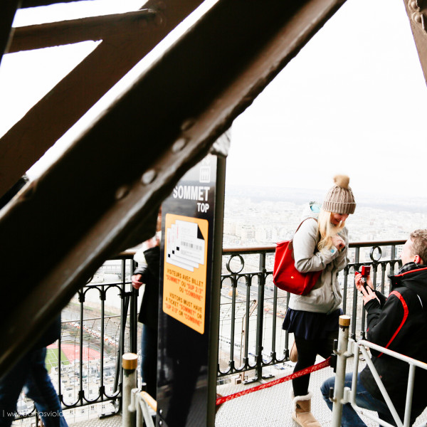 Surprised Engagement Proposal @The Eiffel Tower