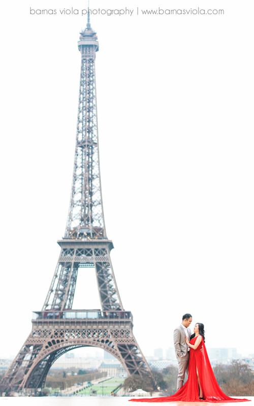 Paris Engagement Photography 2