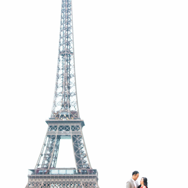 Paris Engagement Photography 2